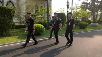 ผบก.ส.3  เดินทางเข้าตรวจเยี่ยมการปฏิบัติหน้าที่ของข้าราชการตำรวจในสังกัด กก.4บก.ส.3 พร้อมร่วมรักษาความปลอดภัยนายกรัฐมนตรี
