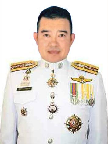 พ.ต.อ.กมลเดช อนุกูล รองผู้บังคับการตำรวจสันติบาล3