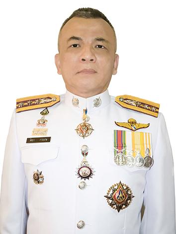 พ.ต.อ.พิทยา การะเกษ รองผู้บังคับการตำรวจสันติบาล3
