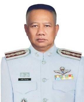 พล.ต.ต.รณชัย จินดามุข เผือกอ่ำ ผู้บังคับการตำรวจสันติบาล ๑